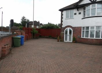 Thumbnail 4 bed semi-detached house to rent in Eakring Road, Mansfield