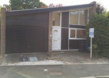Thumbnail 2 bed detached bungalow to rent in Caroline Close, Norwich