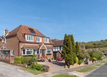 Thumbnail 5 bed detached house for sale in Welesmere Road, Rottingdean, Brighton