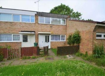 Thumbnail 3 bed terraced house for sale in Burnmoor Close, Bletchley, Milton Keynes