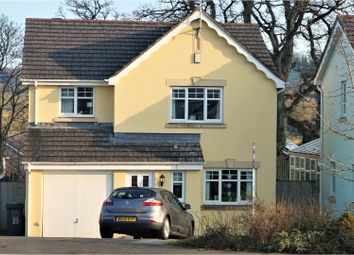 Thumbnail 4 bed detached house for sale in Culver Lane, Chudleigh, Newton Abbot