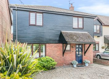 Thumbnail 4 bed detached house for sale in Sorrell Close, Goldhanger, Maldon