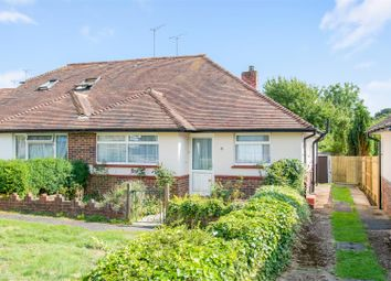 Thumbnail 2 bedroom semi-detached bungalow for sale in Meeds Road, Burgess Hill