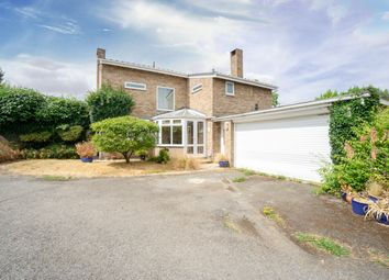 Thumbnail 4 bed detached house for sale in Barham Court, Melbourn