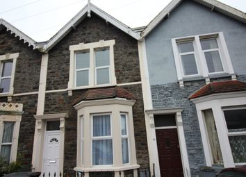 Thumbnail 2 bed terraced house for sale in Queen Street, Eastville, Bristol