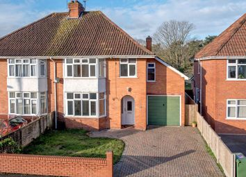 Thumbnail 4 bed semi-detached house for sale in Ashley Road, Taunton