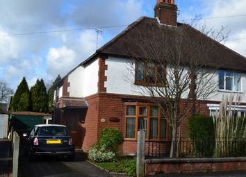 Thumbnail 3 bed semi-detached house for sale in Springfield Avenue, Ashbourne