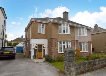 Thumbnail 4 bed semi-detached house for sale in Cresthill Road, Plymouth, Devon