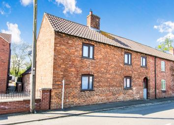 Thumbnail 3 bed cottage for sale in Main Road, Little Hale, Sleaford, Lincolnshire