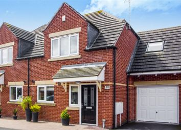 Thumbnail 3 bed property for sale in Albans Court, Forest Town, Mansfield