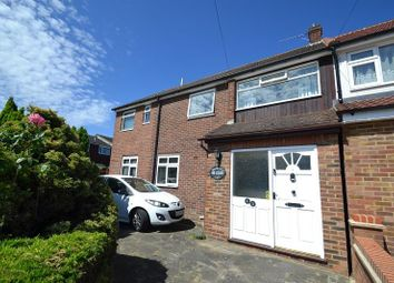 Thumbnail 3 bed end terrace house for sale in Brookfield Lane, Cheshunt, Waltham Cross