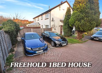 Thumbnail 1 bedroom semi-detached house for sale in Glenfield Road, Luton
