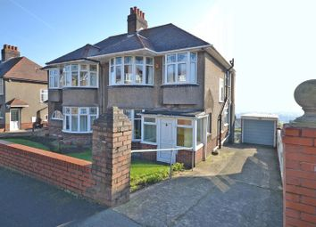 Thumbnail 3 bedroom semi-detached house for sale in Period Semi-Detached House, Melfort Road, Newport