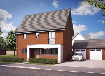 "Thumbnail 3 bed property for sale in ""The Bologna"" at John Ruskin Road, Tadpole Garden Village, Swindon"