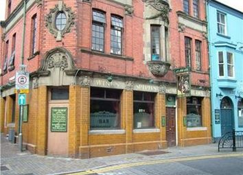 Thumbnail Restaurant/cafe for sale in George Hotel, Commercial Street, Pontypool, Gwent