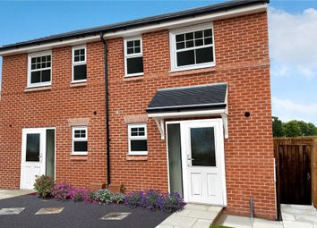 Thumbnail 2 bed semi-detached house for sale in Price Close, Sandbach, Cheshire