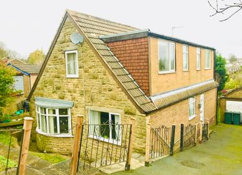 Thumbnail 3 bed detached house for sale in Markfield Close, Low Moor, Bradford