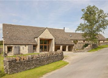 Thumbnail 4 bed detached house for sale in Upper Coberley, Cheltenham, Gloucestershire