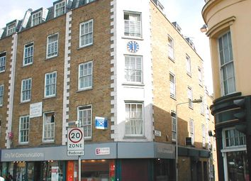 Thumbnail 1 bed flat for sale in Hayfield Passage, London