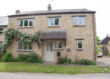 Thumbnail 4 bed cottage to rent in Stoke Lyne, Bicester