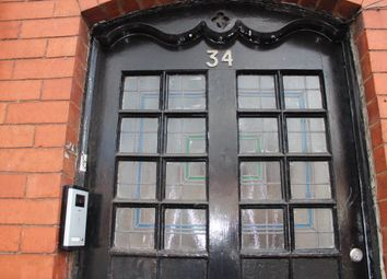 Thumbnail 2 bedroom flat to rent in Anson Road, Manchester
