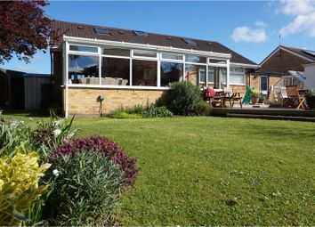 Thumbnail 4 bed detached bungalow for sale in Sylvan Way, Taunton