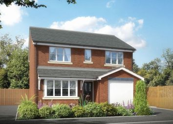 Thumbnail 4 bedroom detached house for sale in Plot 3 The Alderley, Gee Cross, Hyde