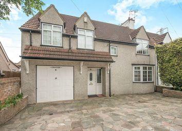 Thumbnail 4 bedroom semi-detached house for sale in Crayford Way, Crayford, Dartford