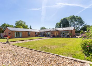 Thumbnail 3 bed detached bungalow for sale in Croft Lane, Chipperfield, Kings Langley, Hertfordshire