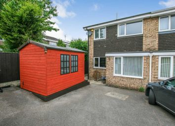 Thumbnail 3 bed semi-detached house for sale in Patterdale Close, Dronfield Woodhouse, Derbyshire