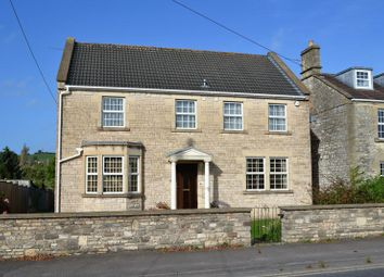 Thumbnail 4 bed detached house for sale in North Road, Midsomer Norton, Radstock