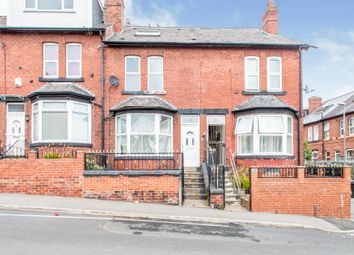 Thumbnail 4 bed terraced house for sale in Spencer Mount, Leeds