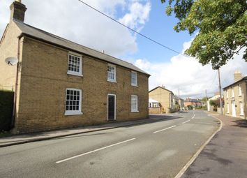 Thumbnail 3 bed cottage to rent in High Street, Colne, Huntingdon