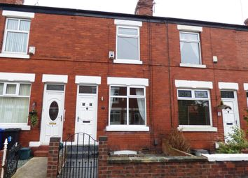 Thumbnail 2 bedroom terraced house for sale in Harold Street, Offerton, Stockport