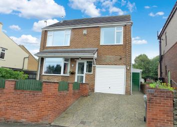 Thumbnail 4 bed detached house for sale in Harvey Clough Road, Norton Lees, Sheffield