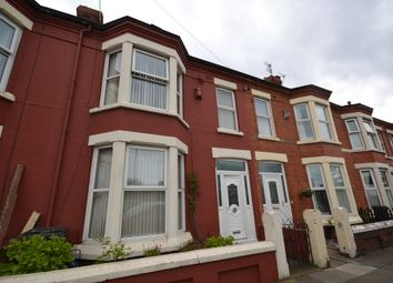 Thumbnail 4 bed terraced house for sale in Elm Drive, Litherland, Liverpool