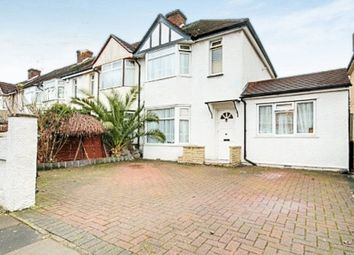 Thumbnail 3 bed property for sale in Greenwood Avenue, Enfield