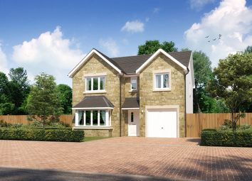 """Thumbnail 4 bed detached house for sale in """"Hampsfield"""" at Orchardfield, East Linton"""
