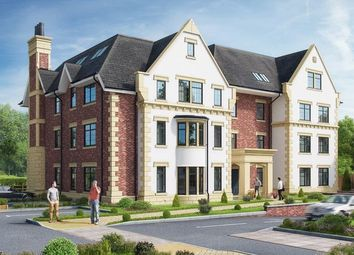 Thumbnail 2 bed flat for sale in Hickory Grange Off Higher Lane, Whitefield, Manchester