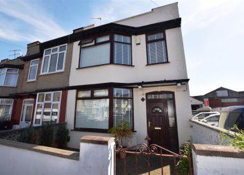 Thumbnail 2 bed end terrace house for sale in Davis Street, Avonmouth, Bristol