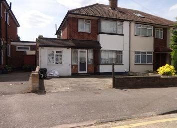 Thumbnail 6 bed town house to rent in Ferndale Crescent, Cowley, Uxbridge