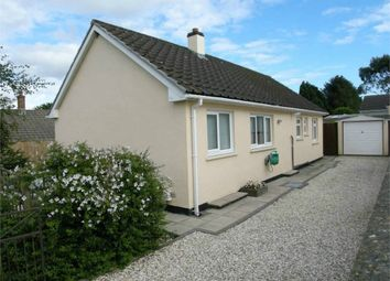 Thumbnail 2 bed detached house for sale in 3 Meadow Park, Treffgarne, Haverfordwest, Pembrokeshire