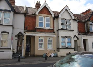 Thumbnail 1 bed flat to rent in Balmoral Road, Gillingham, Kent