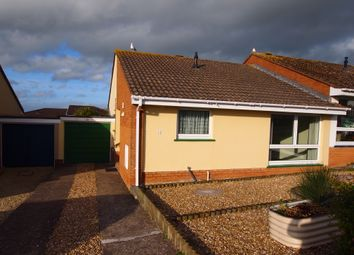 Thumbnail 2 bed semi-detached bungalow for sale in East Meadow Road, Braunton
