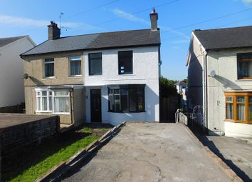 Thumbnail 3 bed semi-detached house for sale in Church Road, Baglan, Port Talbot, Neath Port Talbot.