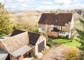 Thumbnail 3 bed equestrian property for sale in Ivinghoe Aston, Leighton Buzzard