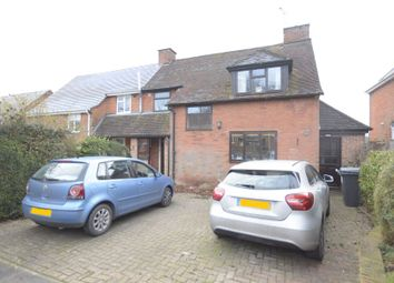 Thumbnail 4 bed semi-detached house to rent in Cromwell Road, Winchester