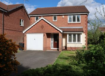 Thumbnail 4 bed detached house to rent in Elmhurst Drive, Huthwaite