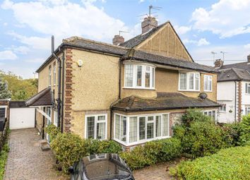 Thumbnail 4 bed semi-detached house for sale in Great Bushey Drive, London