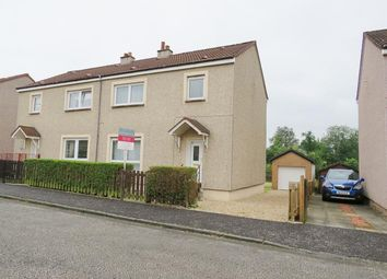 Thumbnail 3 bedroom semi-detached house to rent in Parnell Street, Airdrie